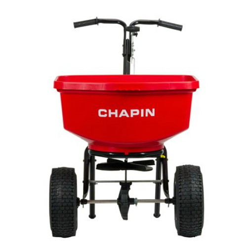Chapin 8303C 100 Pound Contractor Turf Spreader 510