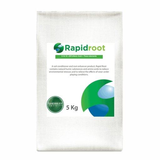 Rapid Root White Background