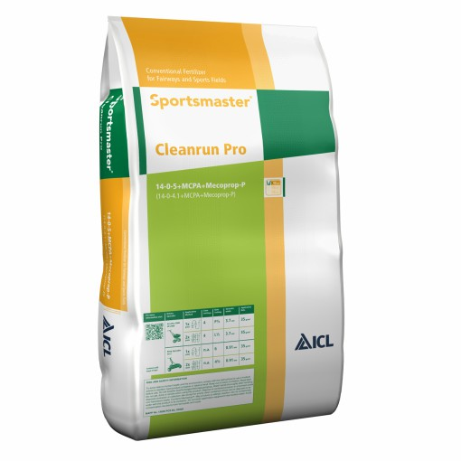 Sportsmaster Cleanrun Pro Fertiliser 25kg Bag