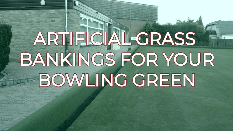 Artificial Grass Bankings