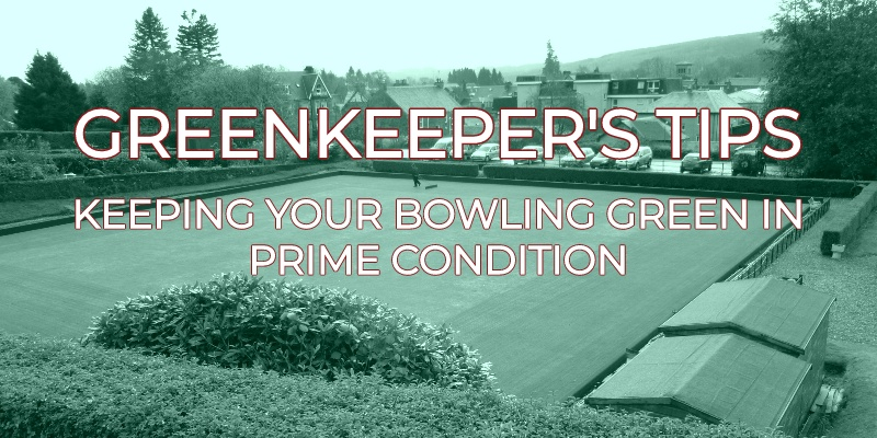Greenkeepers Tips